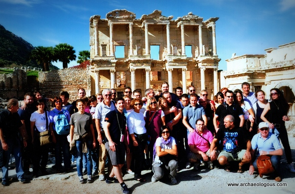 Ephesus, Turkey private family reunion tour