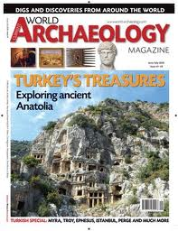 Archaeologous recommends Current World Archaeology Magazine
