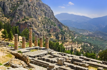 Delphi public shared tour book with Archaeologous