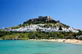 Private guided tours to Lindos , Rhodes by Archaeologous.com