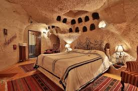 Amazing Turkey Cappodocia Cave Hotel room