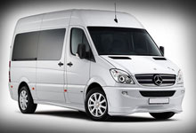 Mercedes Sprinter 12 Seater Mini Bus 1